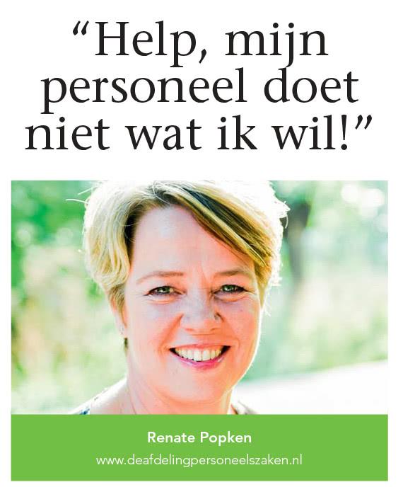 De Afdeling personeelszaken - De Meern - Utrecht - Renate Popken